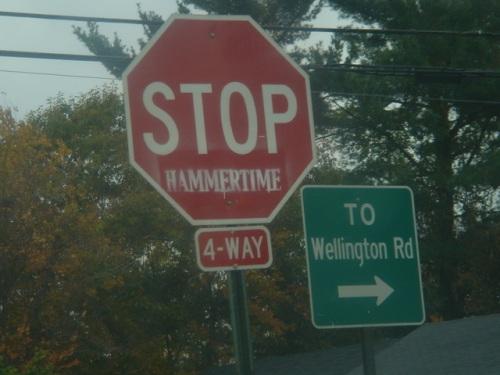 Hammertime.