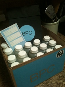 Juice Delivery for Blueprint Cleanse